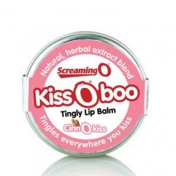 Screaming O Kissoboo - Tingly Lip Balm - Cinnamon