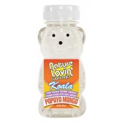 Koala Papaya Mango Flavored Lubricant - 6 Oz.