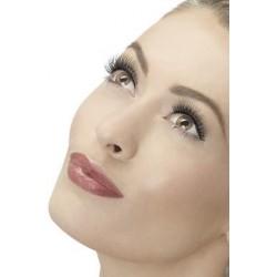 Eyelashes - Black - Natural Lengthen