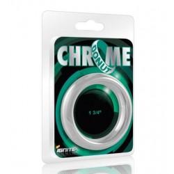 Chrome Donut Old Number Lr307cd