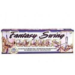 Fetish Fantasy Series Fantasy Swing - Purple