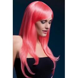 Sienna Wig - Pastel Coral