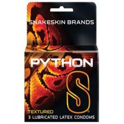 Snakeskin Python - 3 Pack