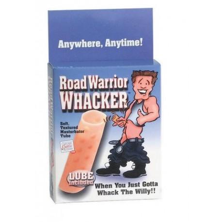 Road Warrior Whacker Masturbator With Lube