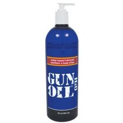 Gun Oil H2o Lubricant - 32 Oz.