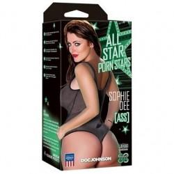 All Star Porn Stars Sophie Dee - Ass - Vanilla