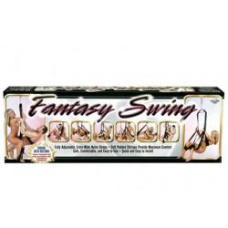 Fetish Fantasy Series Fantasy Swing - Black