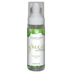Green Foaming Toy Cleaner Tea Tree Oil - 6.3 Oz. / 200 Ml