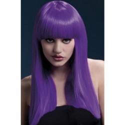 Alexia Wig - Purple
