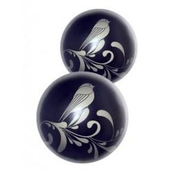 Fashionistas Zen Wa Balls - Black
