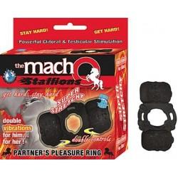The Macho Stallions - Partner's Pleasuring Ring