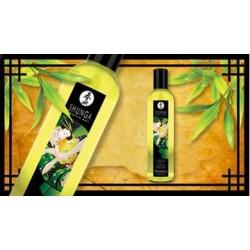 Organica Erotic Green Tea Massage Oil 8 Fl. Oz