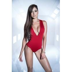Bodysuit - Medium - Red
