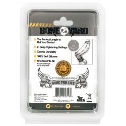 Boneyard Silicone Ball Strap 4cm Stretcher - Gray