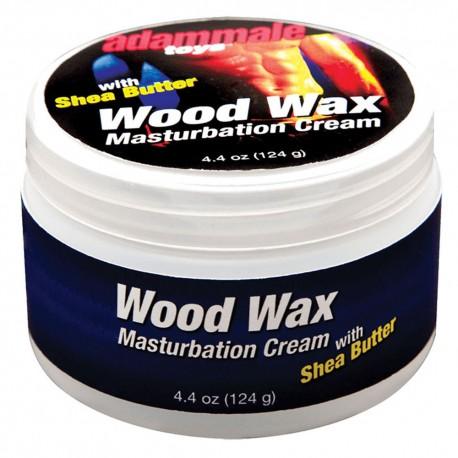 Adam Male Wood Wax Masturbation Cream 4.4 Oz