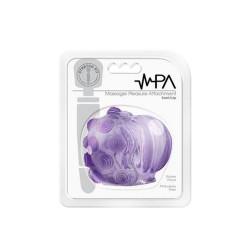 Mpa Massager Pleasure Attachment - Swirl/ Lip