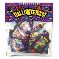 Halloweenies 25 Individual Bags
