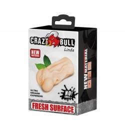 Crazy Bull Masturbator Sleeve - Linda