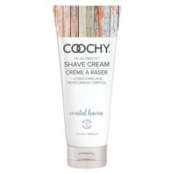 Coochy Shave Cream Coastal Haven 12.5 Fl Oz.