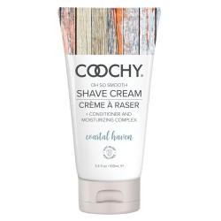 Coochy Shave Cream Coastal Haven 3.4 Fl Oz.