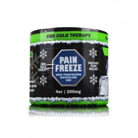 Hemp Bombs Pain Freeze Cream 4 Fl. Oz. 200mg