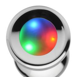 Light Up Medium Anal Plug