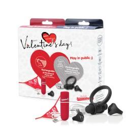 2020 Valentine Combo - Panty/ring - Unit