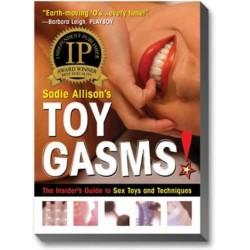 Toygasms Book
