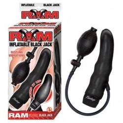 Ram Inflatable Black Jack - Black