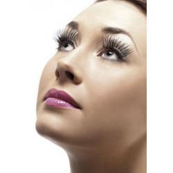 Holographic Eyelashes - Silver