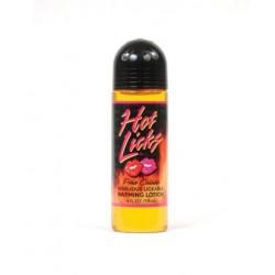 Pina Colada Hot Licks Sensuous Lickable Warming Lotion - 4 oz.