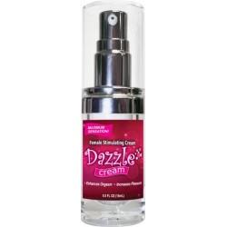 Dazzle Female Stimulating Cream - .5 oz.