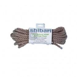 Shibari 10 Meter Hemp Bondage Rope