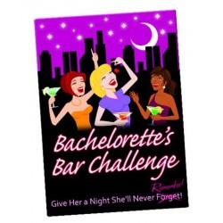 Bachelorette's Bar Challenge