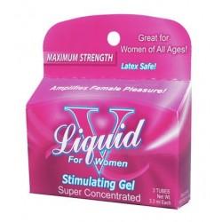 Body Action Liquid V for Women - 3 Unit Box
