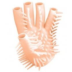 Masturbating Glove - Flesh
