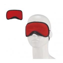 Peek-A-Boo Love Mask - Red